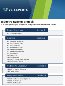 IndustryReportBiotech