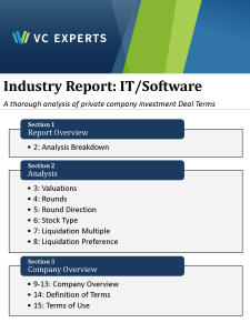 IndustryReportITSoftware