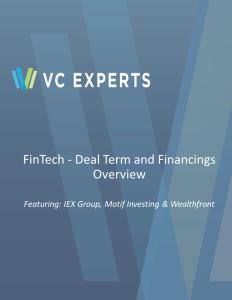 View the FinTech Report